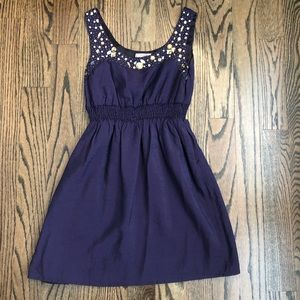 Anthropologie Paraella gem dress